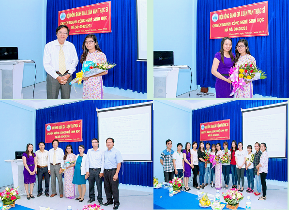 Defended master thesis