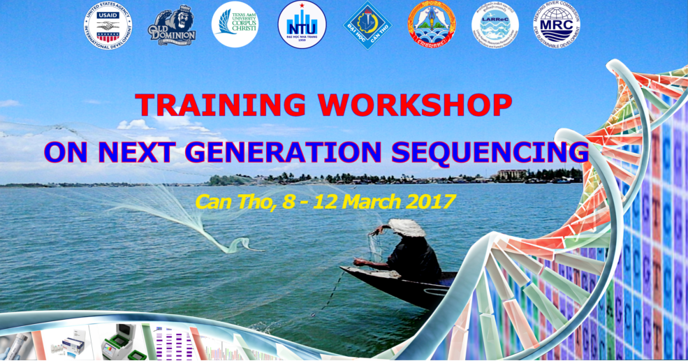 TRAINING WORKSHOP FOR NEXT GENERATION SEQUENCING (NGS) 2017